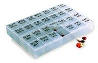 Economy Weekly Pill Organiser