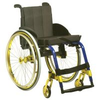 Image of Kuschall Champion Folding Lightweight Wheelchair