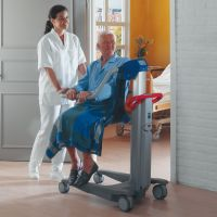 Image of Alenti Height Adjustable Bath Lift Chair