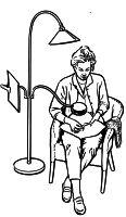 Image of Ultimate Height Adjustable Floorstanding Lamp