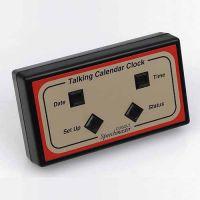 Image of Talking Calendar Alarm Clock