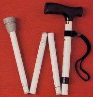 Image of Adjustable Folding Walking Stick