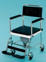 Image of Mobile Commode