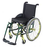 Image of Kuschall Compact Wheelchair