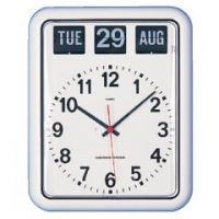 Image of Digital Wall And Calendar Dementia And Alzheimers Clock