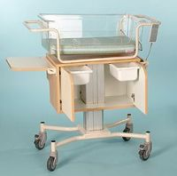 Height Adjustable Cots For Disabled Children