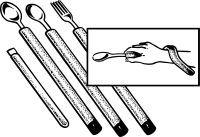 Image of Flexible Cutlery