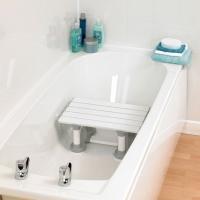 Image of Savanah Slatted Bath Seat