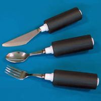 Foam Handled Cutlery