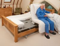 Image of Rotoflex Turning Bed System New