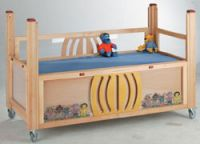 Image of Childrens Bed