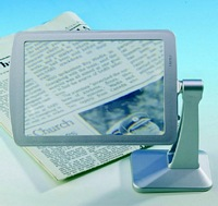 Desk Top Magnifier