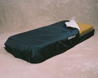 starmatt this product has been static air mattress overlay