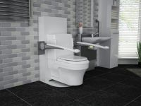 Toilets With Integral Wash And Dry Facility Living Made Easy