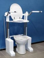 Self Lift Toilet Seats And Frames