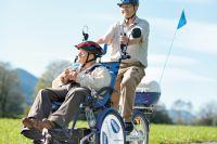 Image of Draisin Plus Wheelchair Tandem