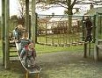 Image of Sutcliffe Range Of Outdoor Play Equipment