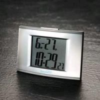 Image of Talking Alarm Clock With Calendar And Stopwatch