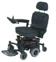 Image of Shoprider Sena Powered Wheelchair