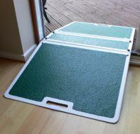 Image of Fibreglass Folding Threshold Ramp