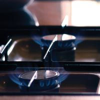 Gas Shut Off With Bayonet Valve