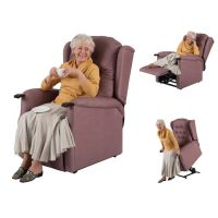 Dual Motor Tilt-in-space Riser Recliner
