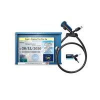 Image of Single Blue Badge Protector