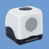 Image of Communiclock Radio Controlled Talking Calendar Clock