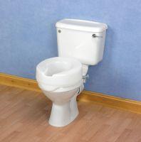 Image of Ashby Easyfit Raised Toilet Seat