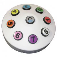 Image of Deluxe 8 Colour Wirefree Controller