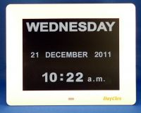 Image of Calendar Day Clock