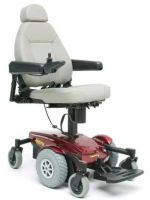 Image of Jazzy Select 6 Powered Wheelchair