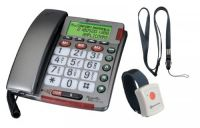 Image of Powertel 50 Amplified Big Button Independence Telephone