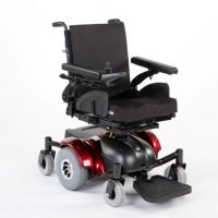 Image of Quickie Hula Powered Wheelchair
