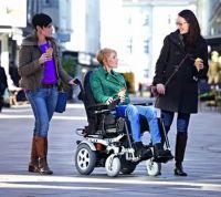 Image of Spectra Xtr2 Class 2 Powered Wheelchair