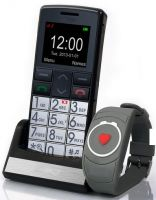 Easiphone 715 Mobile Phone With Camera & Sos Bracelet