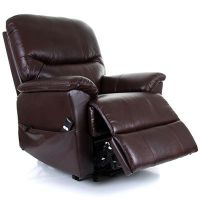 Riser Recliner Chairs With Single Motor Seat Width 50cm