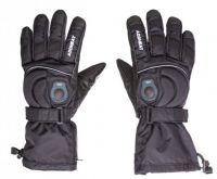Image of Unisex Rechargeable Leather-palm Heated Gloves