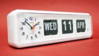 Digital Desktop Calendar Clock