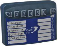 Care Call Pager Pir System Pack 3