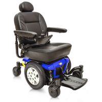 Image of Jazzy 600es Powerchair