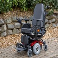 Image of Pronto M41 Modulite Powerchair