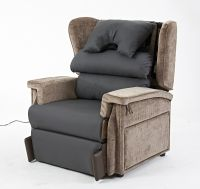Image of Configura Bariatric Dual Motor Riser And Recliner