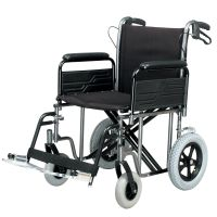 Image of Heavy Duty Car Transit Wheelchair