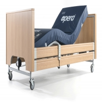 Image of Opera Classic Profiling Bed With Side Rails