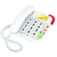 Speakeasy 7 Big Button Corded Phone