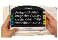 Image of Amigo Hd Portable Video Magnifier
