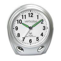 Verbalise Talking Radio Controlled Calendar Alarm Clock