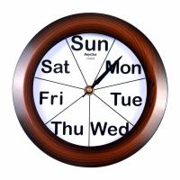 Carlisle Day Clock