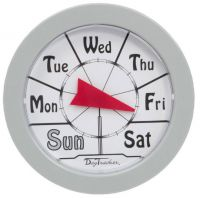 Image of Drive Day Clock